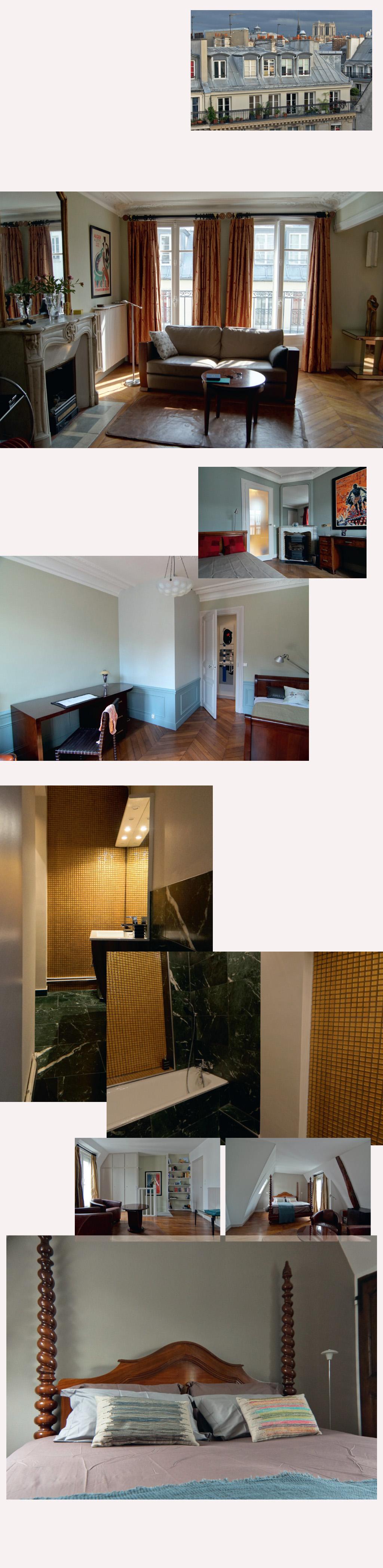Quartier desHalles Paris – Harry Clark Interior Design ...