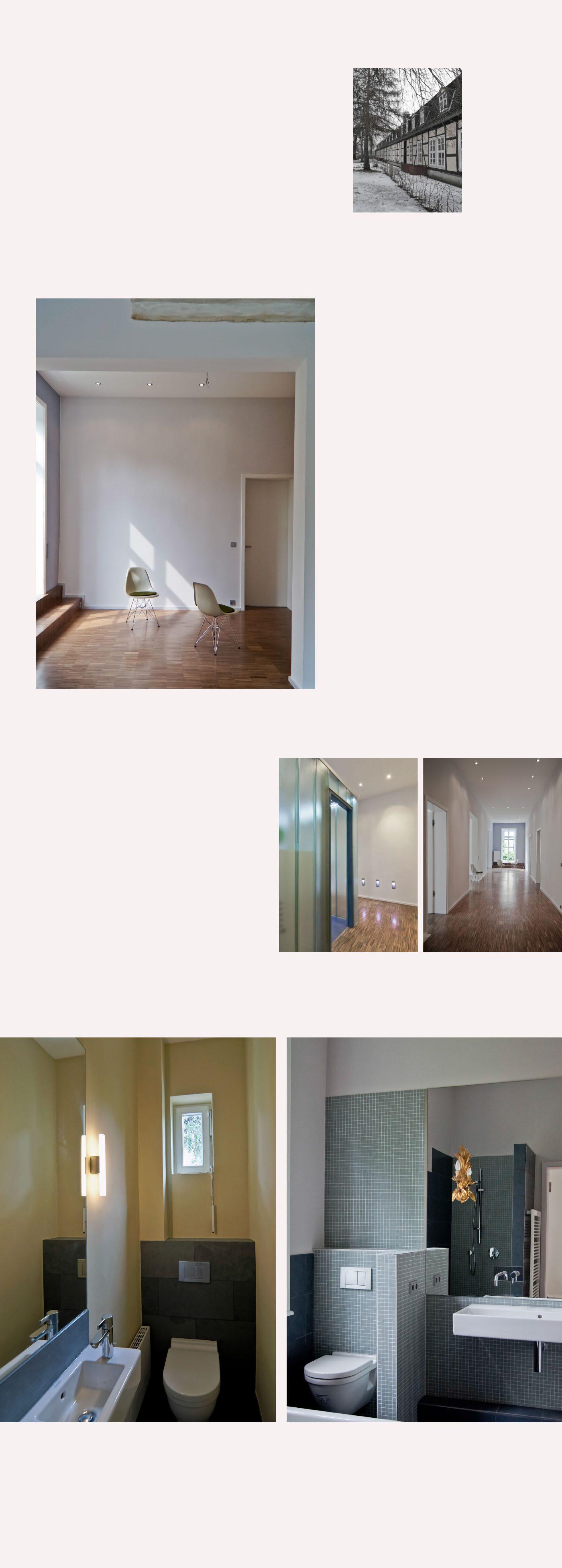 PagenhausHannover – Harry Clark Interior Design / Innenarchitektur