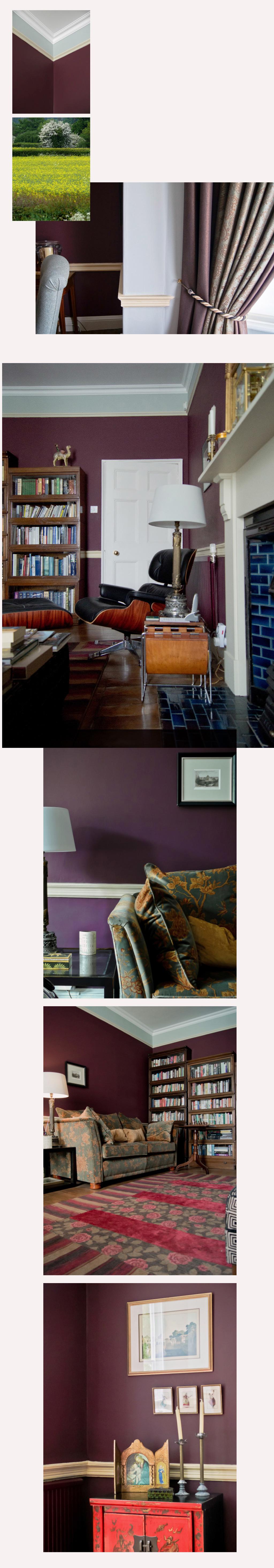 Hay-on-WyeWales – Harry Clark Interior Design / Innenarchitektur