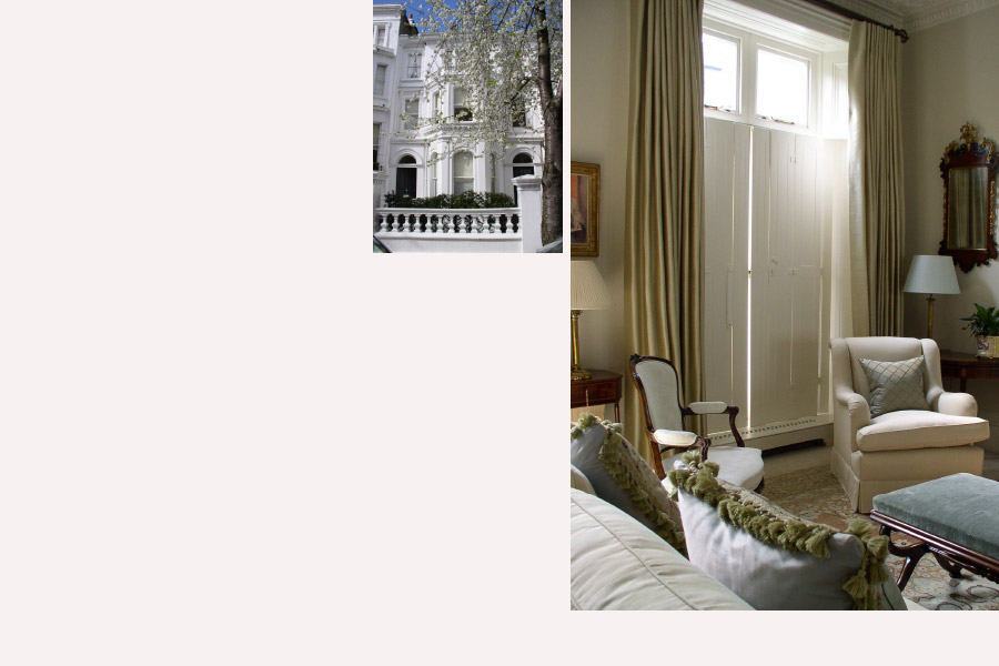Town House<br>Kensington<br>London