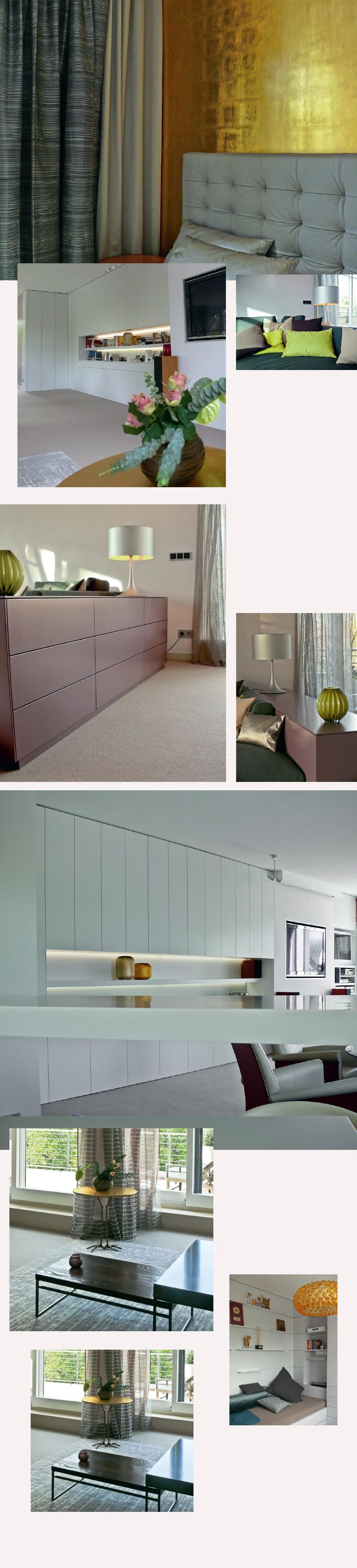 PenthouseBerlin – Harry Clark Interior Design / Innenarchitektur