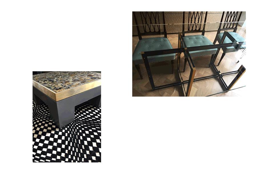 Custom Made<br> Furniture Design