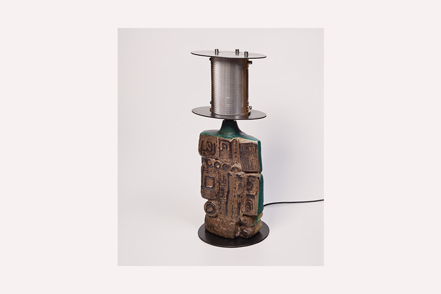 lighthouse <br> table lamp
