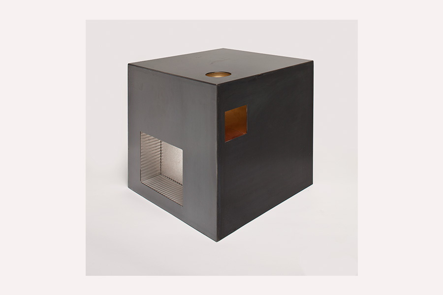 cube<br> side table