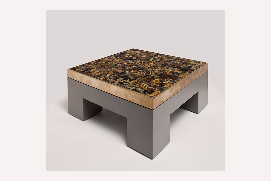 mosaic cuboid <br> couchtable quader