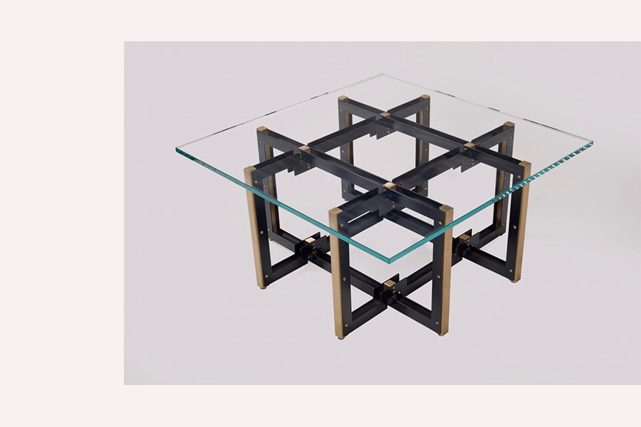 scale sync II <br> side table