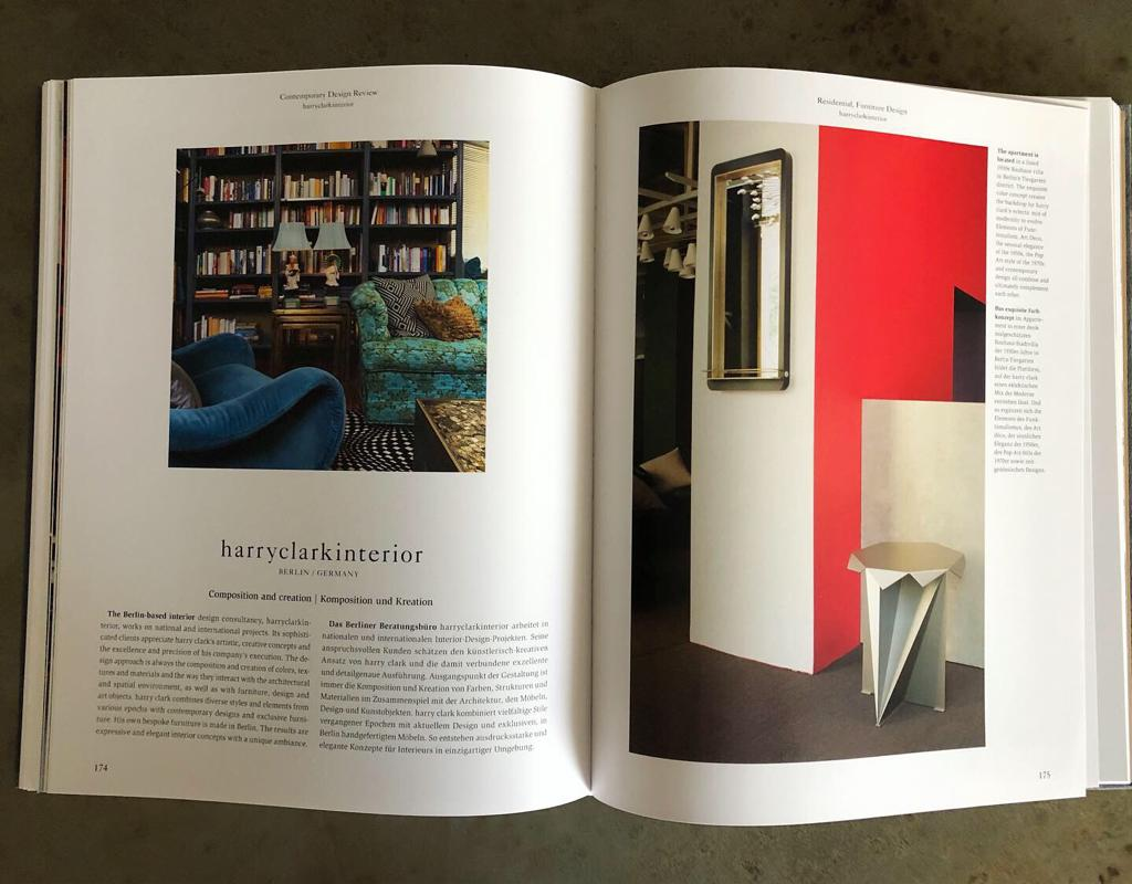 teNeues BLick ins Buch Contempory Design Review harry clark seiten 2