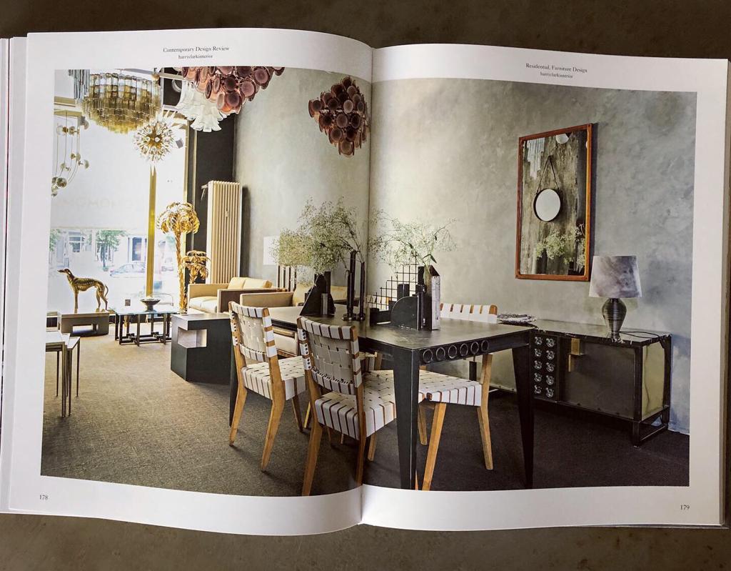 teNeues Blick ins Buch Contempory Design Review harry clark seiten 3