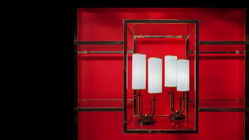 art deco <br>lamps