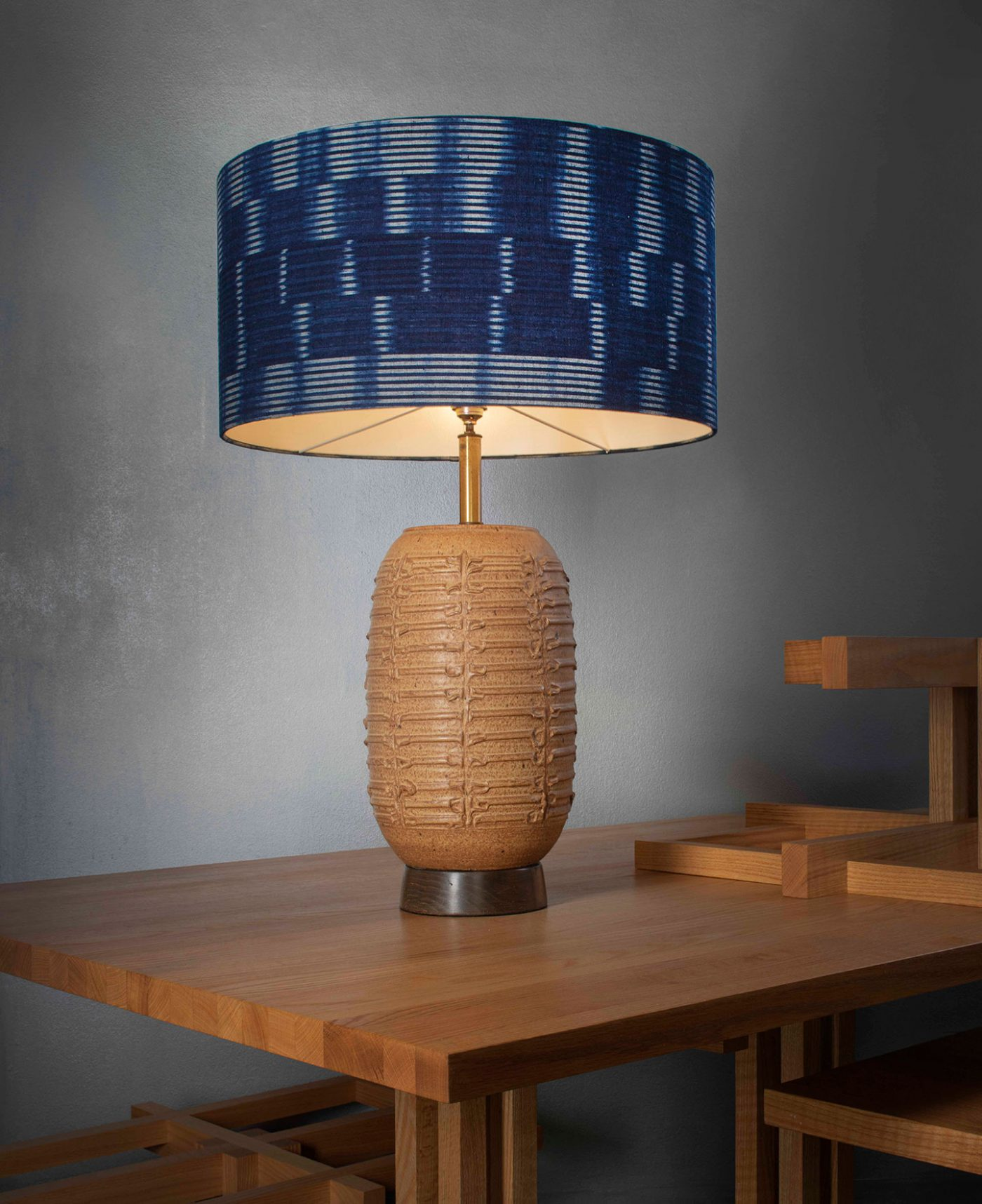 american-lamp,-japanese-fabric,-ceramictablelamp-harry-clark-interiro-design