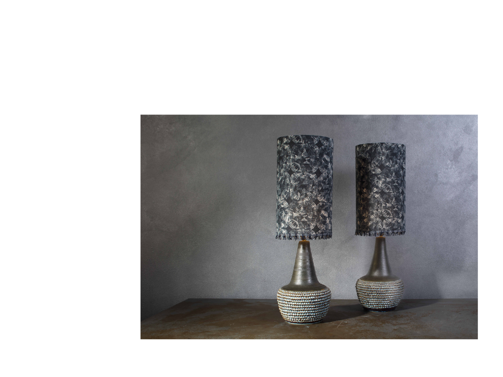 danish<br/>table lamps