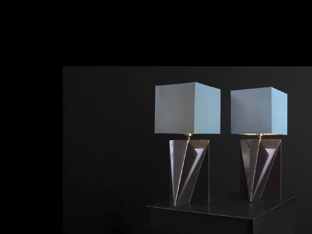 dart table lamps
