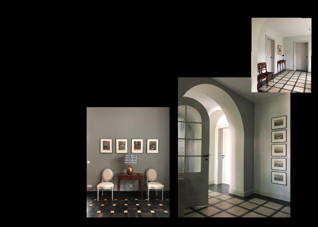 Historisches Landhaus <br>zwischen Berlin <br>und Potsdam