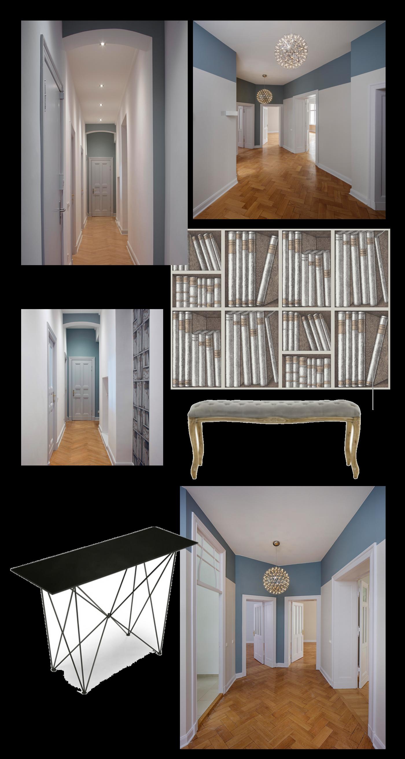 Galerie-Flur_Bayrisches_Viertel-by-harry-clark