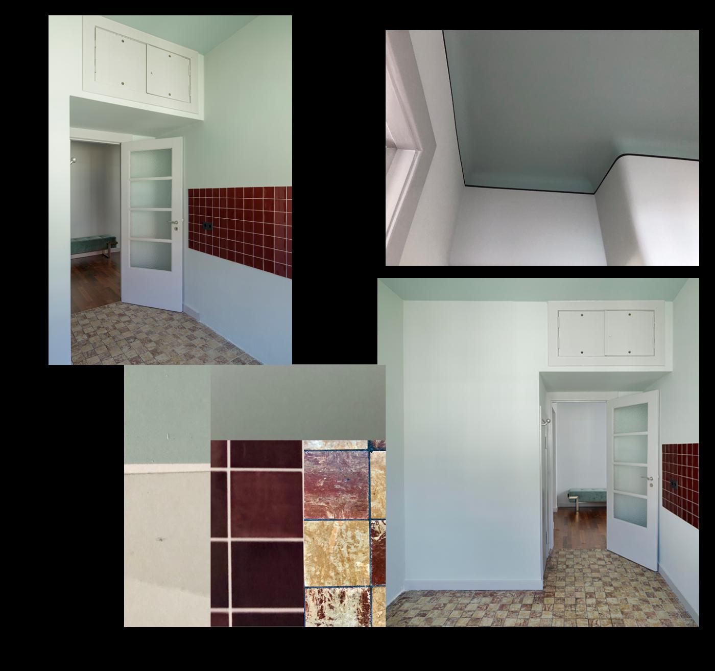 Galerie-Wohnung-jäger-kitchen-by-harry-clark